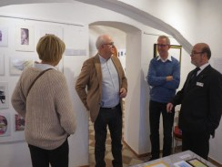Mayor of Bernkastel-Kues and director of the museum