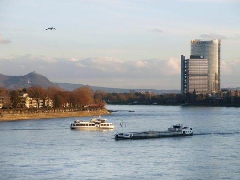 Bonn on the Rhine